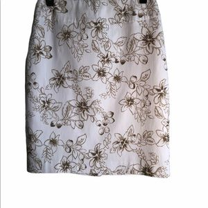 S.C. & Co. women's skirt body con size 2